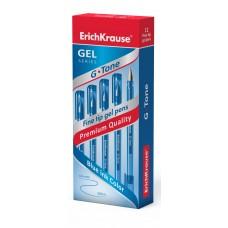 Ручка гелевая ErichKrause. G-Tone 0,5. Синяя