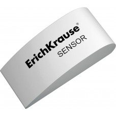 Ластик ErichKrause. Sensor White. Белый