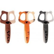 Ножницы пластиковые ArtBerry. Animals