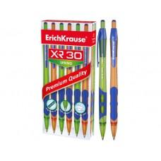 Ручка шариковая автоматическая ErichKrause. XR-30 Spring 0,7. Синяя