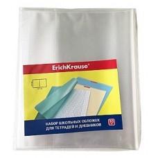 Обложки для тетрадей и дневников. 212*347 мм. 10 штук