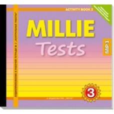 Английский язык. 3 класс. Аудиокурс. CD MP3. Millie-3. Рабочая тетрадь № 2 Милли / Millie для 3 класса.