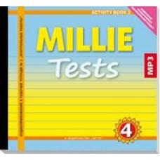 Английский язык. 4 класс. Аудиокурс. CD MP3. Millie-4. Рабочая тетрадь № 2 Милли / Millie для 4 класса.