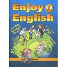 Английский язык. Enjoy English-3. 5-6 класс. Книга для чтения