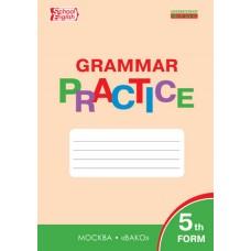 Английский язык. 5 класс. Грамматический тренажёр