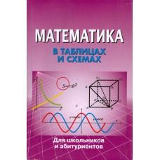 Математика. В таблицах и схемах для школьников и абитуриентов