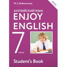 Английский язык. Enjoy English. 7 класс. Учебник