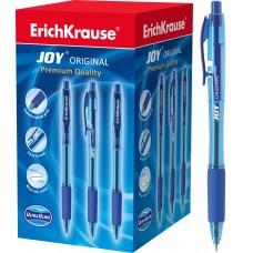 Ручка шариковая автоматическая ErichKrause. JOY Original, Ultra Glide Technology 0.7. Синяя