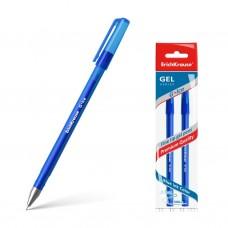 Ручка гелевая ErichKrause. G-Ice. Цвет чернил синий. Комплект из 2 штук