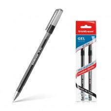 Ручка гелевая ErichKrause. G-Ice. Цвет чернил черный. Комплект из 2 штук