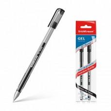 Ручка гелевая ErichKrause. G-Tone. Цвет чернил черный. Комплект из 2 штук