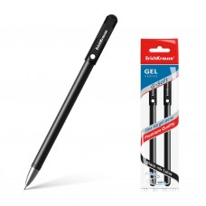 Ручка гелевая ErichKrause. G-Soft. Цвет чернил черный. Комплект из 2 штук
