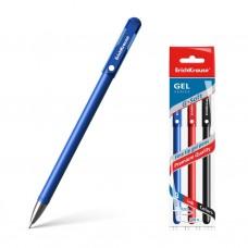 Ручка гелевая ErichKrause. G-Soft. 0,38. Цвет чернил: синий, черный, красный. Комплект из 3 штук