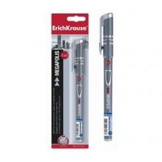 Ручка гелевая ErichKrause. MEGAPOLIS Gel  0.5. Синяя
