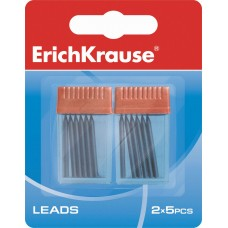 Набор грифелей для циркулей ErichKrause. 2 контейнера по 5 шт