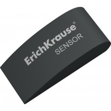 Ластик ErichKrause. Sensor Black. Черный