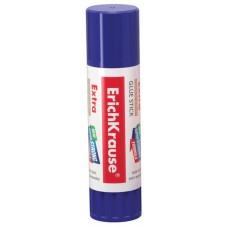 Клей-карандаш ErichKrause. Extra, 21г. Белый