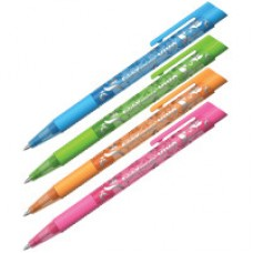Ручка шариковая автоматическая ErichKrause. VIVO Spring. 0,7. Синяя