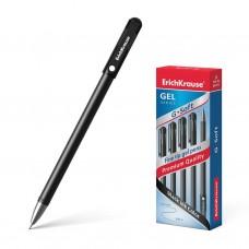 Ручка гелевая ErichKrause. G-Soft. Цвет чернил черный