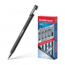Ручка гелевая. ErichKrause. G-Cube. Цвет чернил черный
