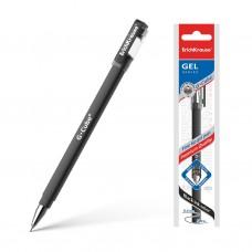 Ручка гелевая. ErichKrause. G-Cube. Цвет чернил черный. В пакете