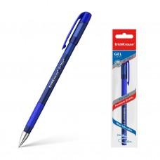 Ручка гелевая. ErichKrause. G-Star 0,5. Цвет чернил синий. В пакете
