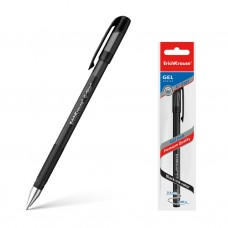 Ручка гелевая. ErichKrause. G-Star 0,5. Цвет чернил черный. В пакете