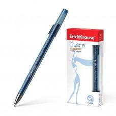 Ручка гелевая ErichKrause. Gelica. Цвет чернил синий