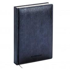 Ежедневник недатированный. ErichKrause. Eclisse. Цвет: темно-синий металлик. Тонированная бумага. 140х200 мм