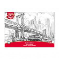 Альбом для рисования ErichKrause. ArtBerry. Нью-Йорк. А4. 30 листов