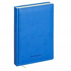 Ежедневник А5 недатированный. ErichKrause. Corolla. Цвет: синий. Тонированная бумага. 336 стр