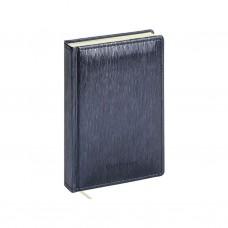 Ежедневник А6+ недатированный. ErichKrause. Eclisse. Цвет: темно-синий металлик. Тонированная бумага