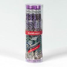 Карандаш механический ErichKrause Color Touch Purple Python с точилкой. 2.0мм, НВ