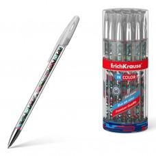 Ручка гелевая. ErichKrause. InColor Ornament 0.5. Цвет чернил синий
