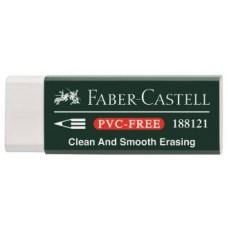 Ластик. Faber-Castell. 7081. Белый