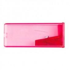 Точилка Faber-Castell. Простая с контейнером. Стандартные цвета