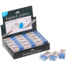 Ластик Faber-Castell. PHT-FREE. Комбинированный чернила/карандаш. 41*18*13 мм
