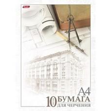Набор бумаги для черчения - Архитектура. Формат А4