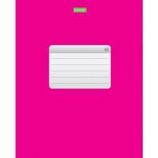 Тетрадь. 48 листов. КЛЕТКА. А5. Hatber. Розовая