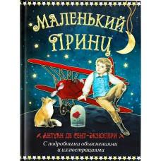 Маленький принц и летчик