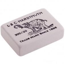 Ластик. Koh-I-Noor. Elephant 300/20. Прямоугольный. Натуральный каучук. 45*32*12мм