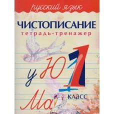 Русский язык. Чистописание. 1 класс. Тетрадь-тренажер