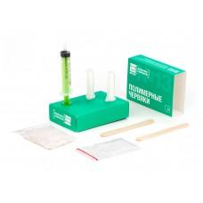 Эксперимент в коробочке. Полимерные червяки