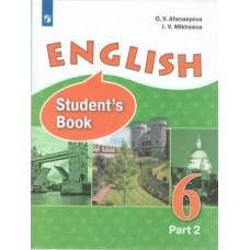 Английский язык. 6 класс. Учебник. В 2-х частях. Часть 2