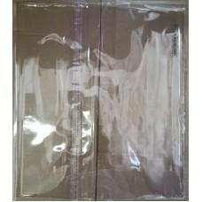 Обложка для тетрадей и учебников формата А4. Универсальная. С липким слоем. 300х555 мм