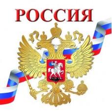 Россия. Наклейки. ШН-8669