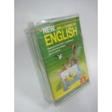 Английский язык. 5 класс. Аудиокурс. CD MP3. New millenium English. Английский нового тысячелетия