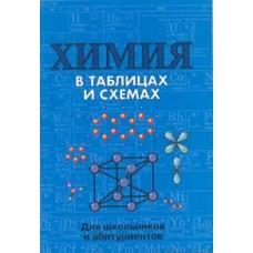 Химия. В таблицах и схемах для школьников и абитуриентов